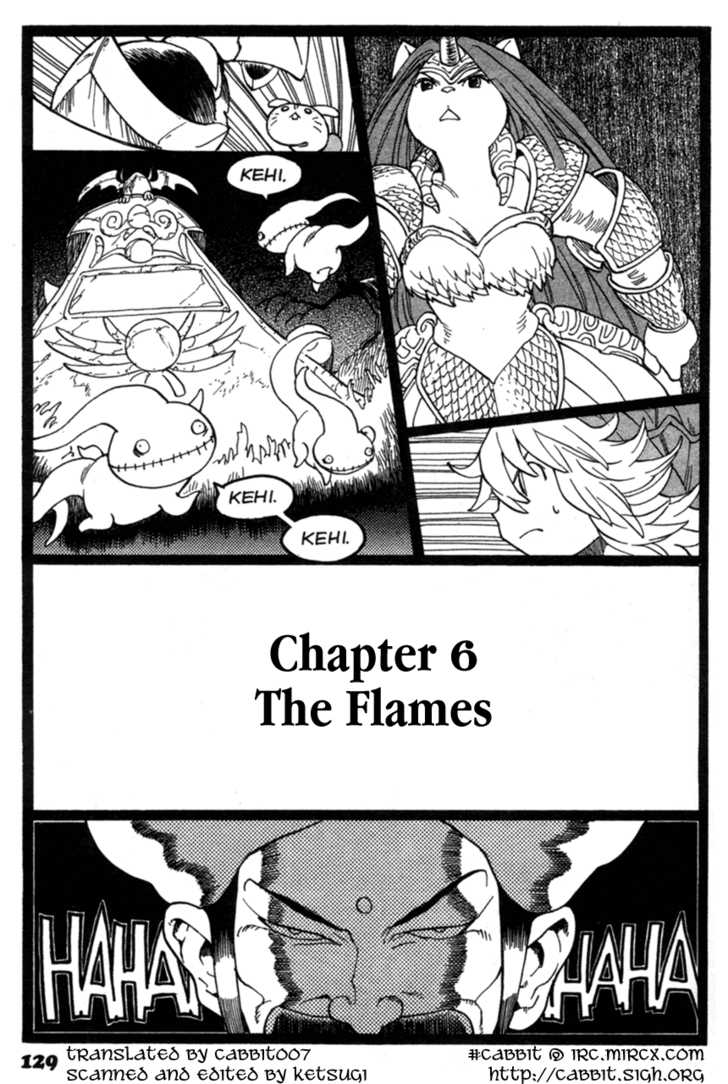 Seiken Densetsu: Legend of Mana 6 Page 1