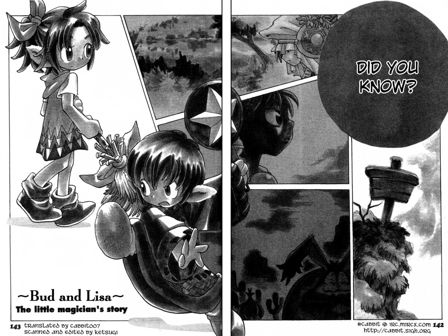 Seiken Densetsu: Legend of Mana 12.5 Page 2