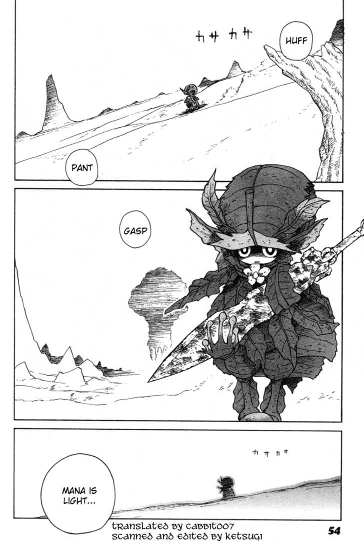 Seiken Densetsu: Legend of Mana 15 Page 2