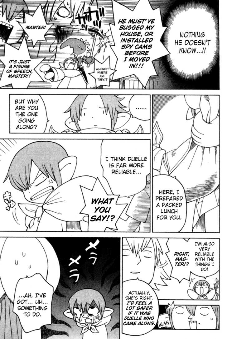 Seiken Densetsu: Legend of Mana 16 Page 3
