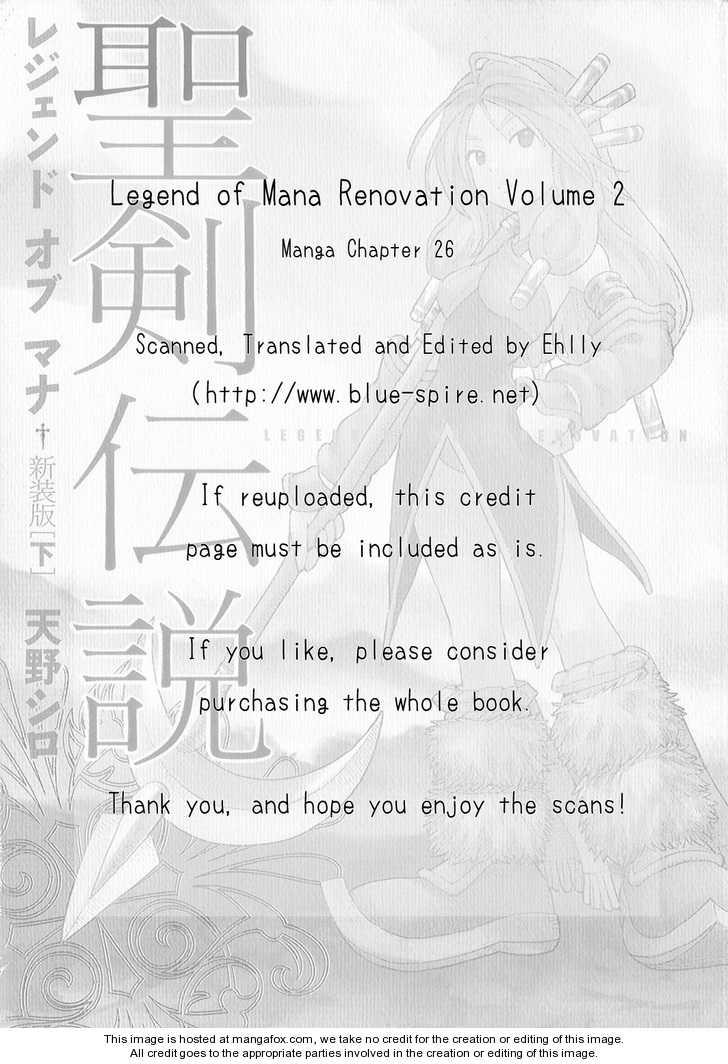 Seiken Densetsu: Legend of Mana 26 Page 1
