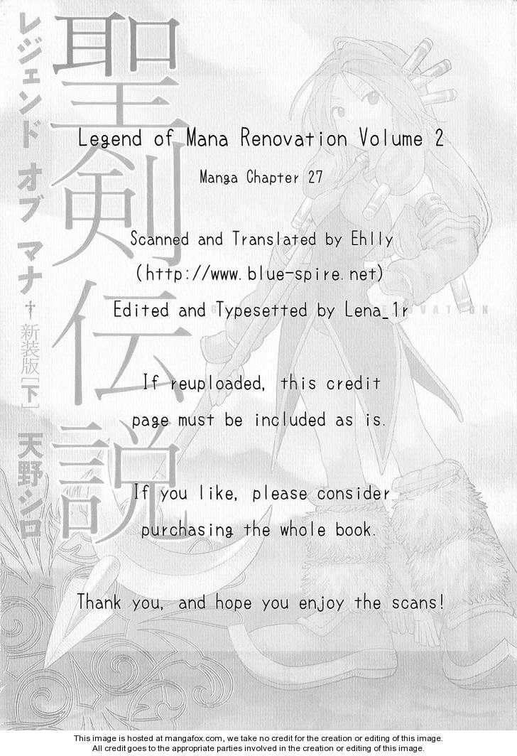 Seiken Densetsu: Legend of Mana 27 Page 1