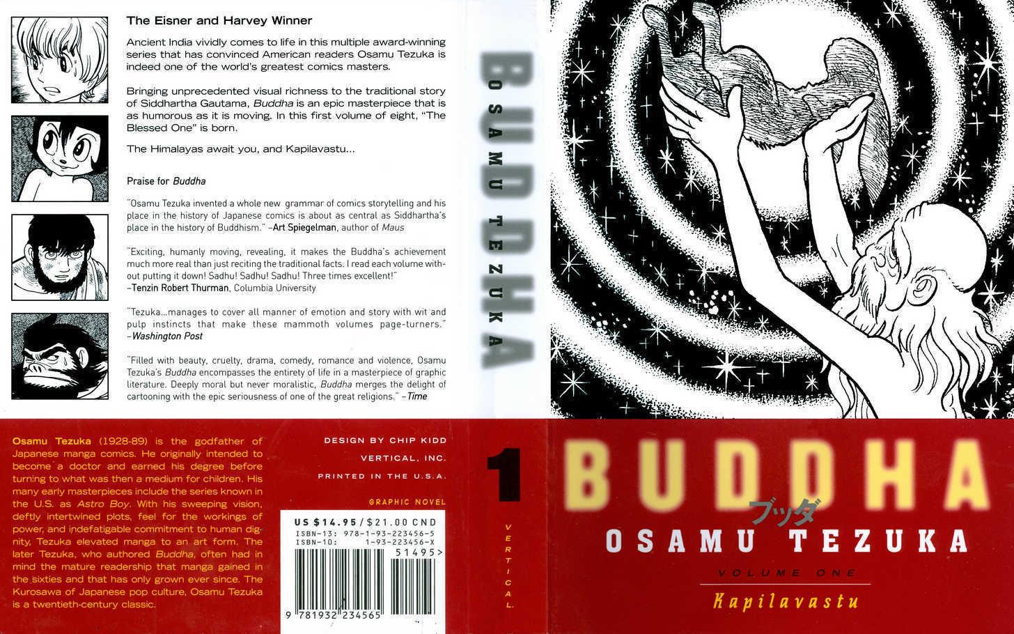 Buddha 1 Page 1