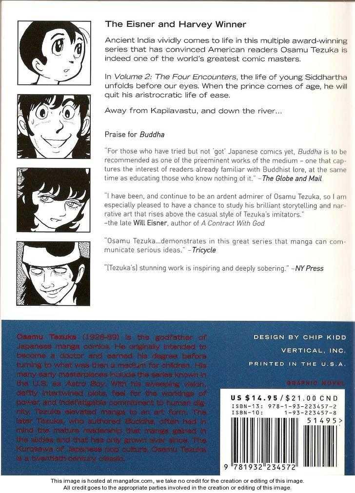Buddha 13 Page 1
