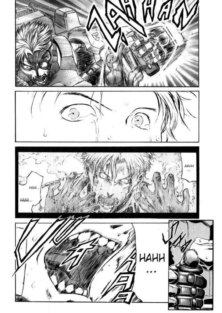 Red Eyes 3.2 Page 2
