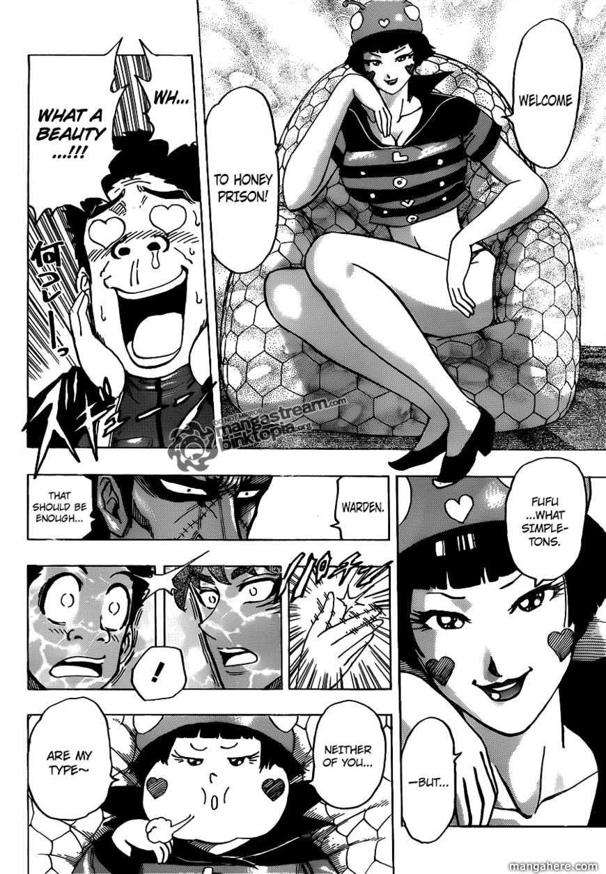 Toriko 127 Page 5