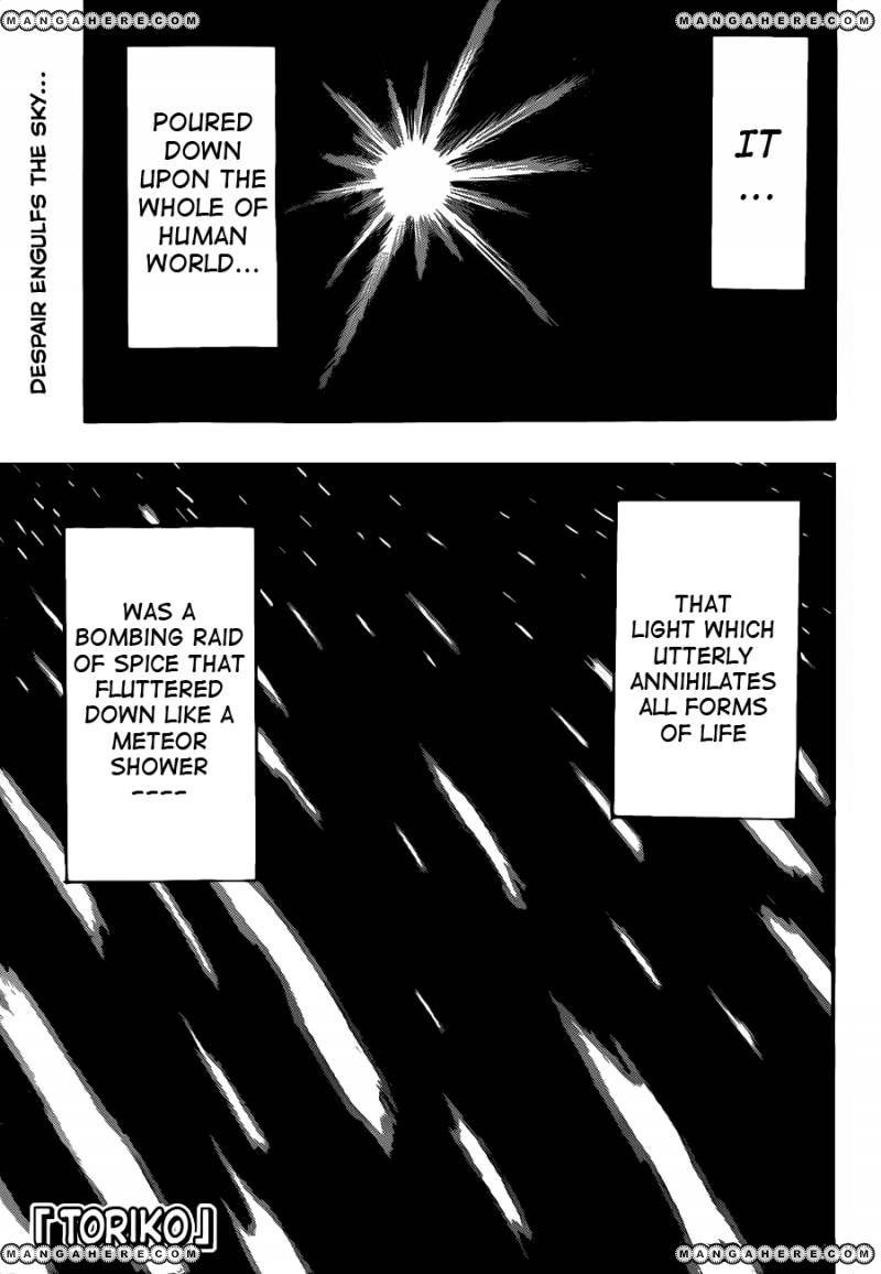 Toriko 246 Page 1