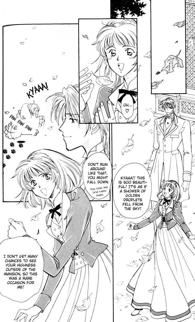 Tenshi no Hitsugi 3 Page 2