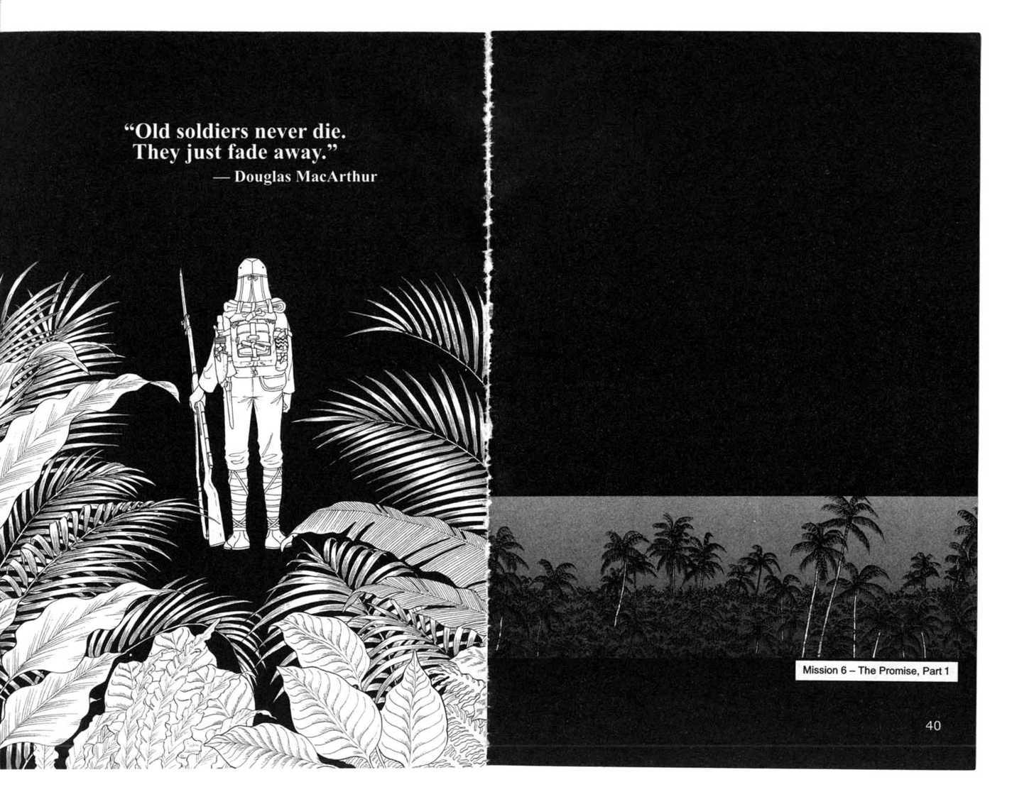 9 Banme no Musashi 6.1 Page 1
