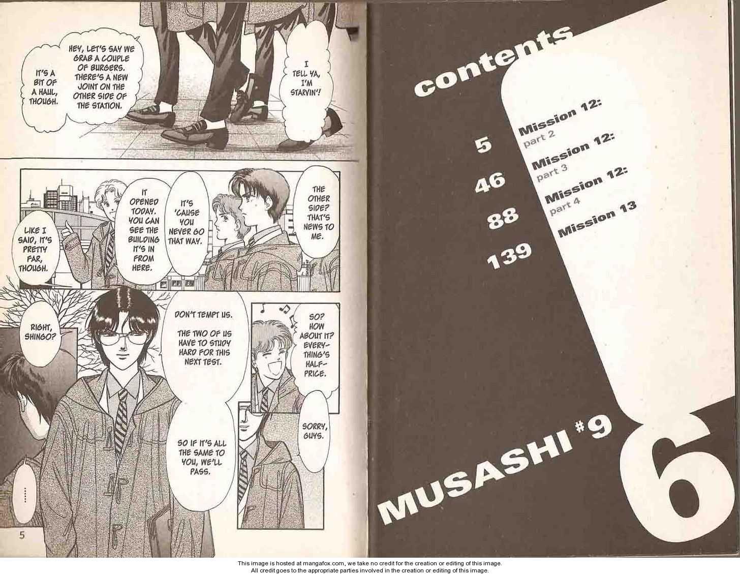 9 Banme no Musashi 1 Page 4