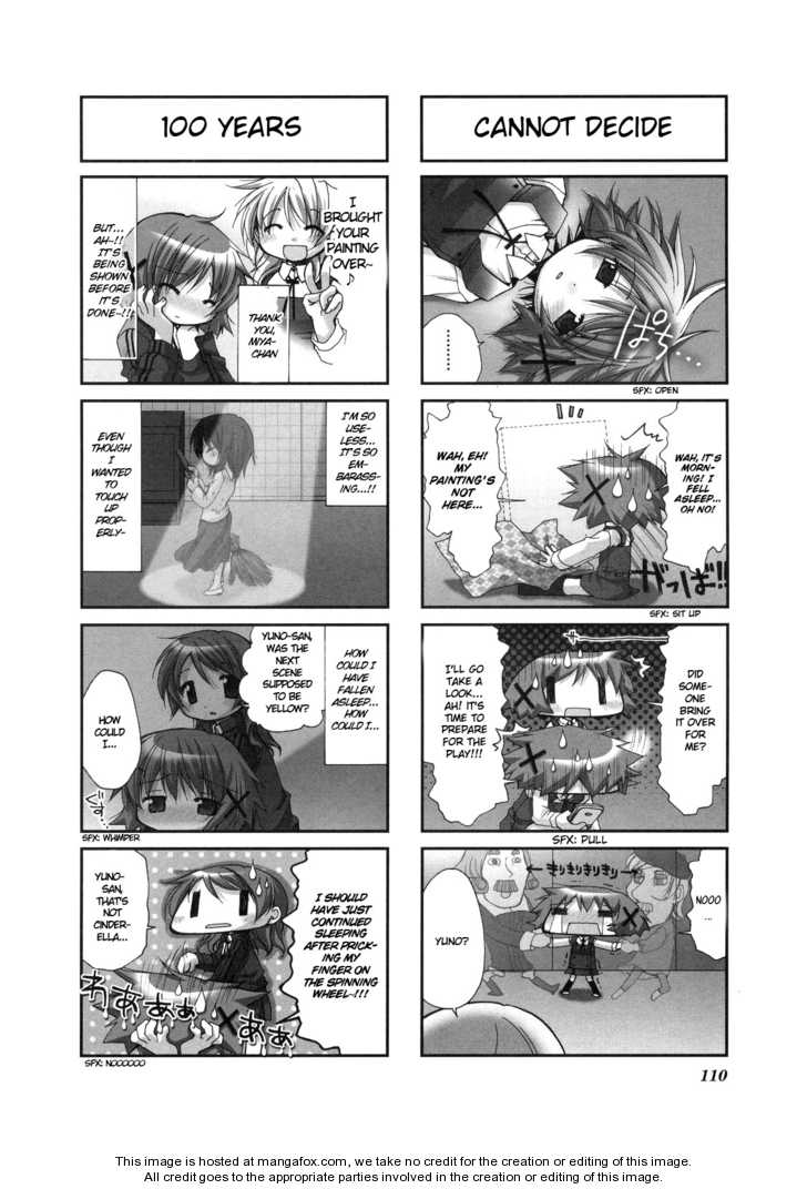 Hidamari Sketch 27 Page 2