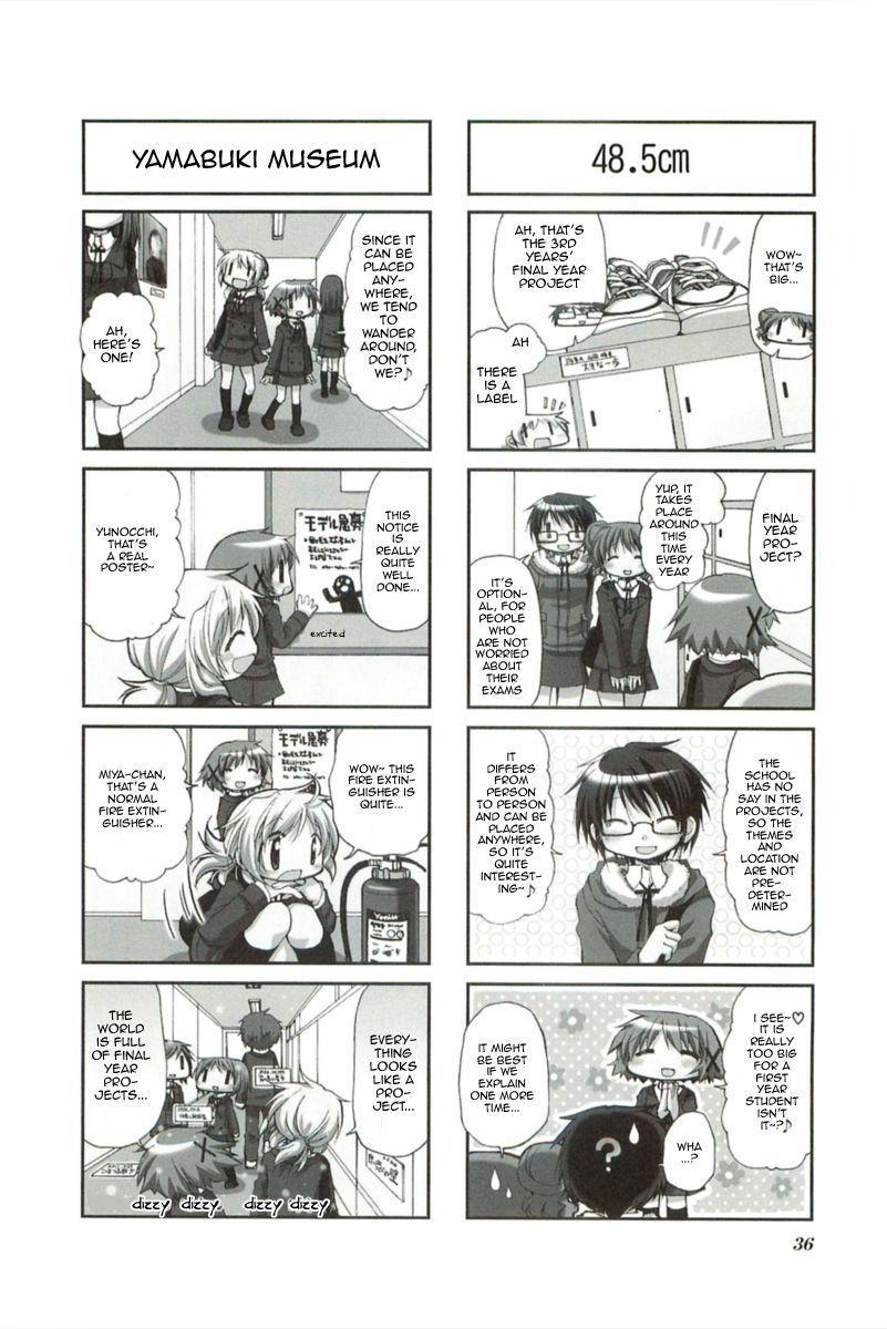 Hidamari Sketch 46 Page 2