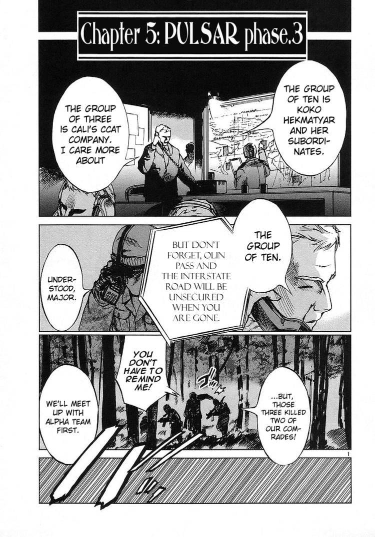 Jormungand 5 Page 1