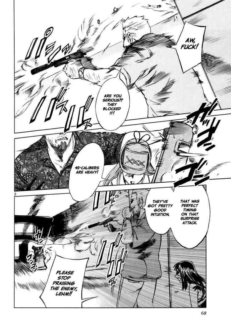 Jormungand 8 Page 2