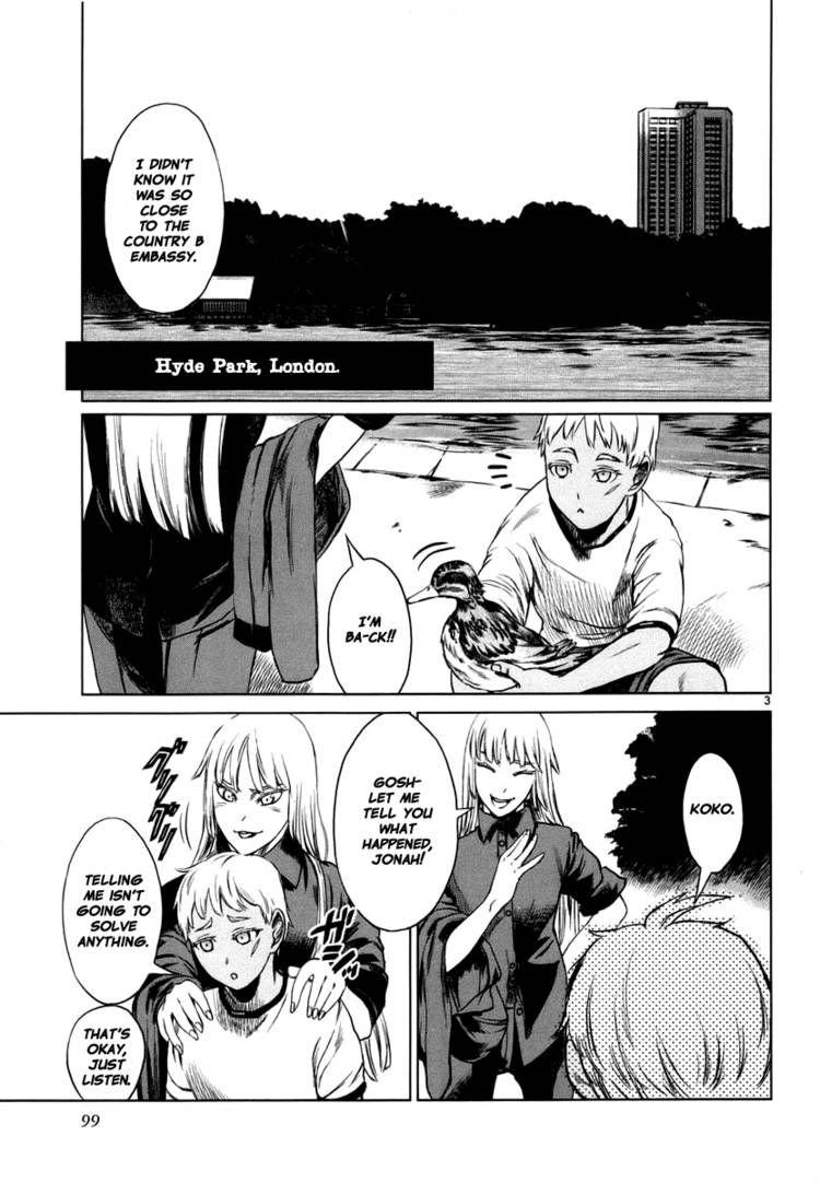 Jormungand 22 Page 2