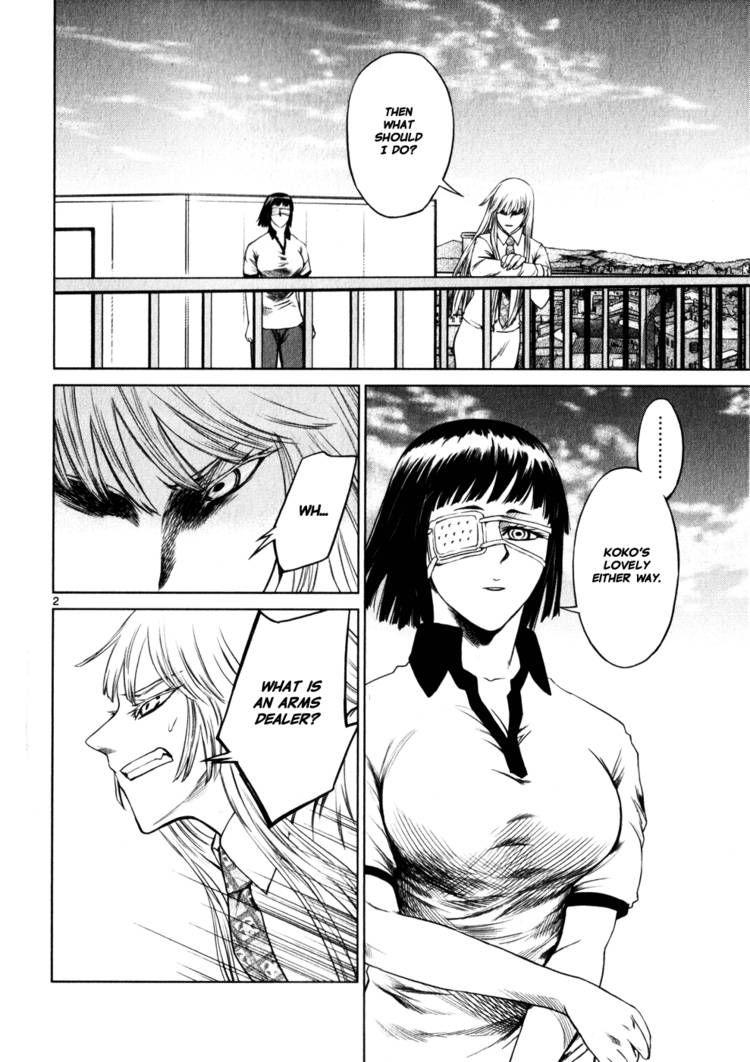 Jormungand 42 Page 2