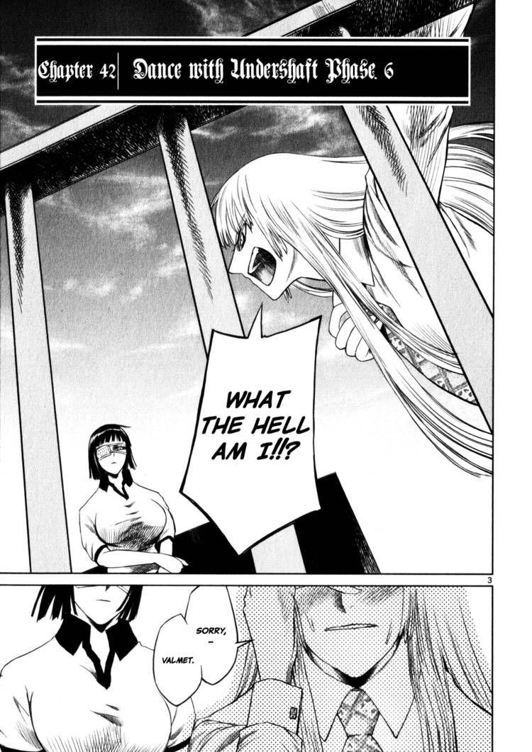 Jormungand 42 Page 3