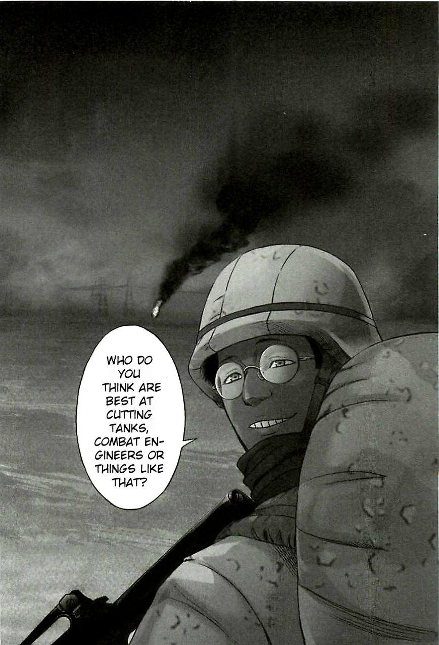 Jormungand 50 Page 2