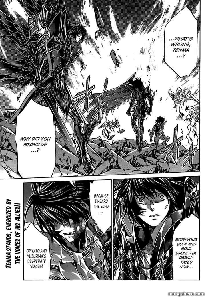 Saint Seiya - The Lost Canvas 218 Page 2
