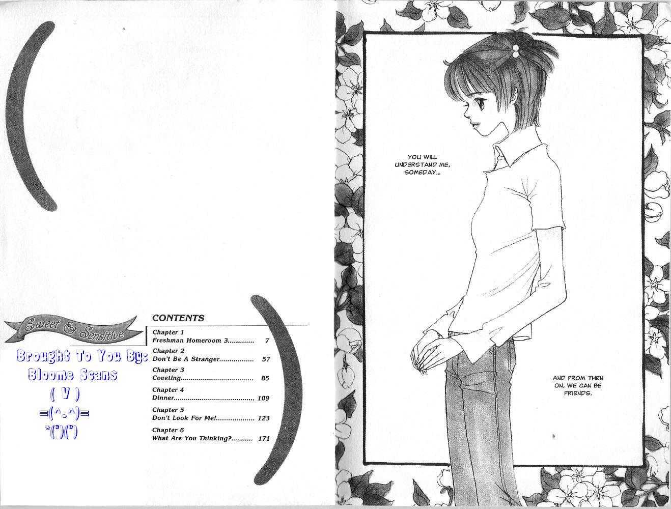 Sweet & Sensitive 0 Page 2