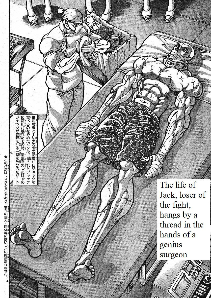 Baki - Son Of Ogre 150 Page 2