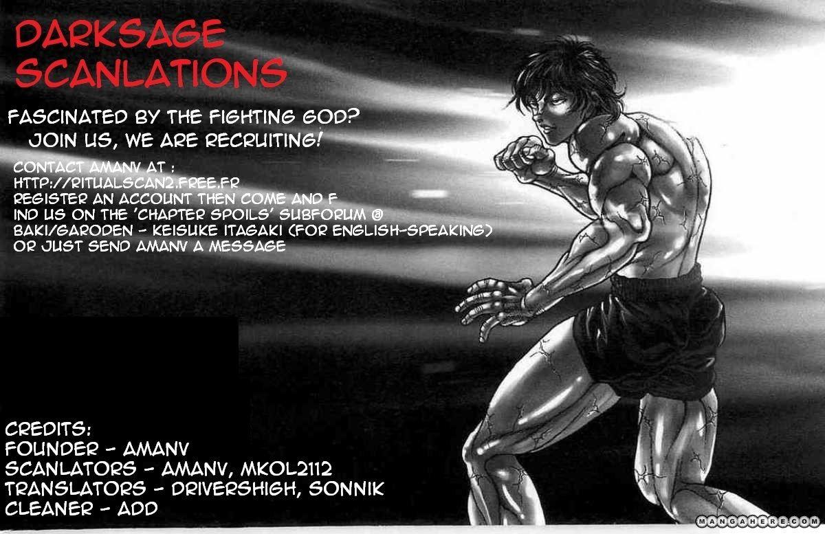 Baki - Son Of Ogre 161 Page 1