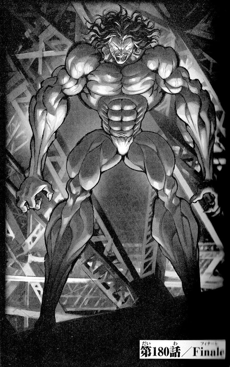 Baki - Son Of Ogre 180 Page 1