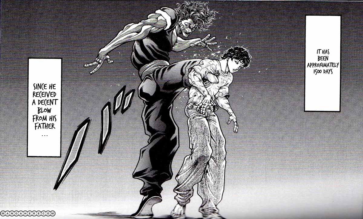 Baki - Son Of Ogre 253 Page 4