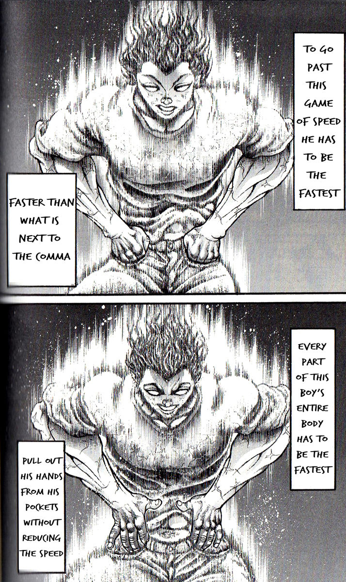Baki - Son Of Ogre 278 Page 4