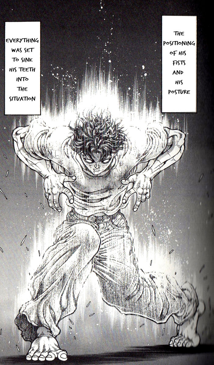 Baki - Son Of Ogre 278 Page 5