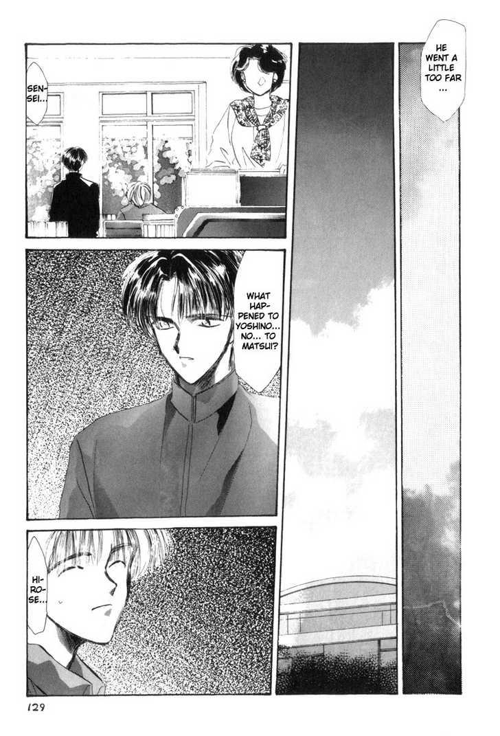 Osakana wa Ame no Naka 20 Page 2