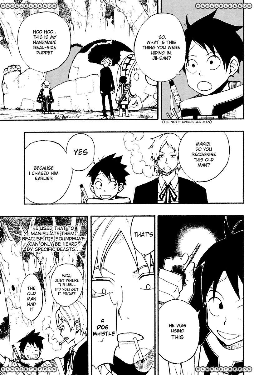 Tsugihagi Hyoryu Sakka 6 Page 3