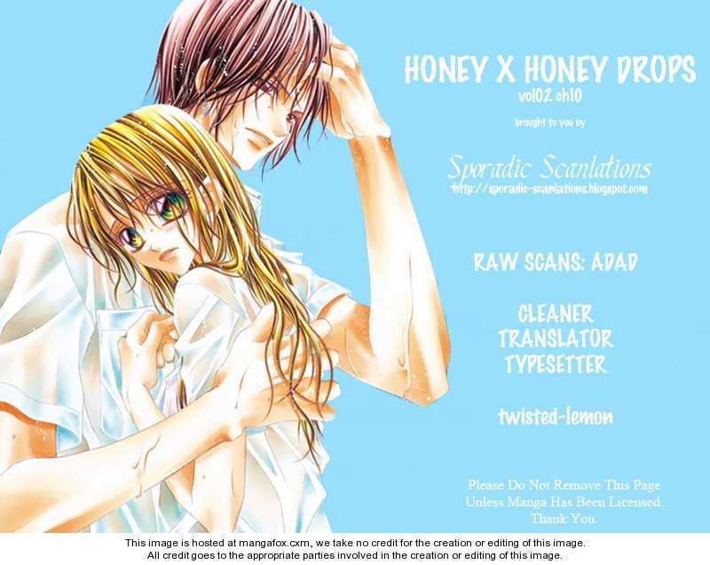 Honey X Honey Drops 10 Page 1