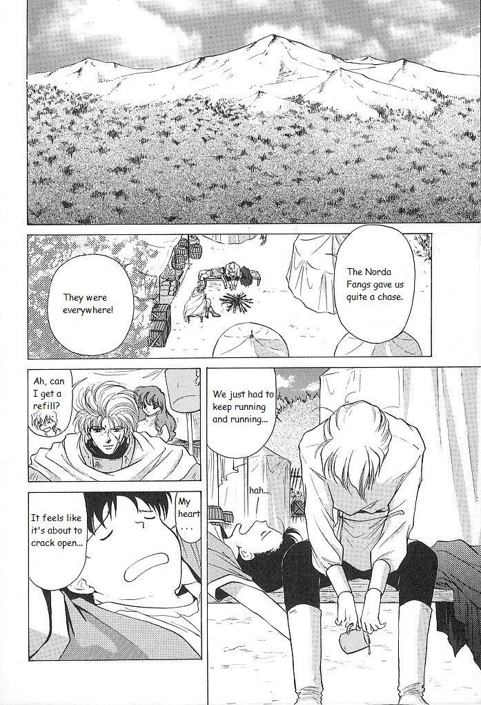 Fire Emblem: Ankokuryuu to Hikari no Ken 29 Page 2