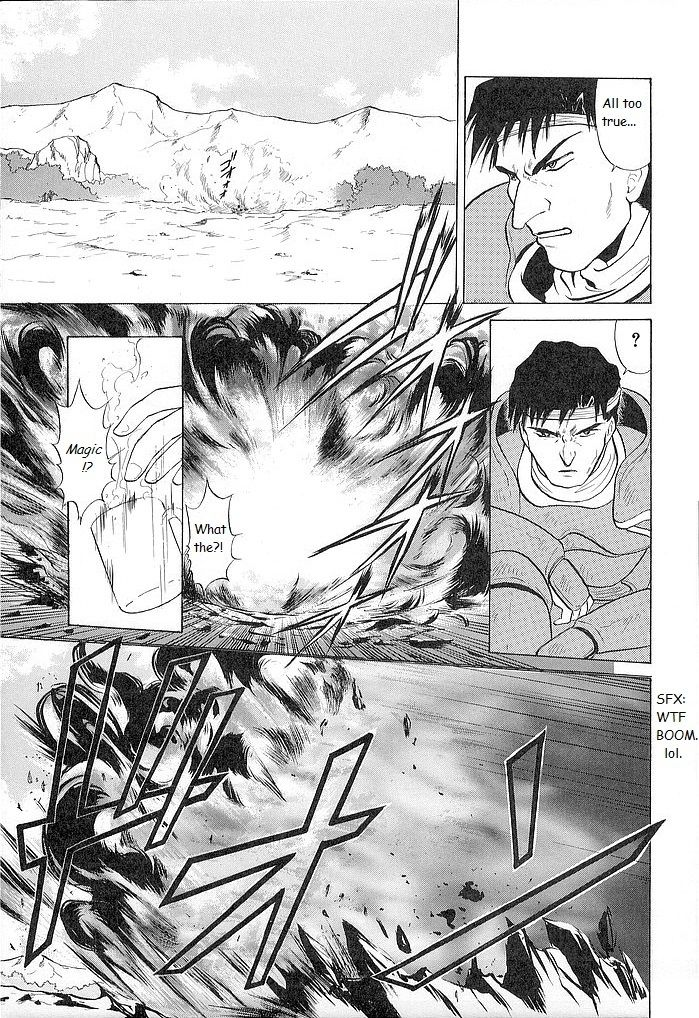 Fire Emblem: Ankokuryuu to Hikari no Ken 30 Page 3