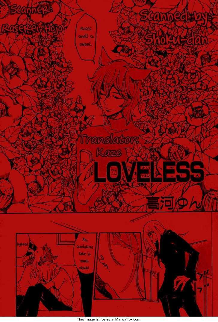 Loveless 9 Page 1