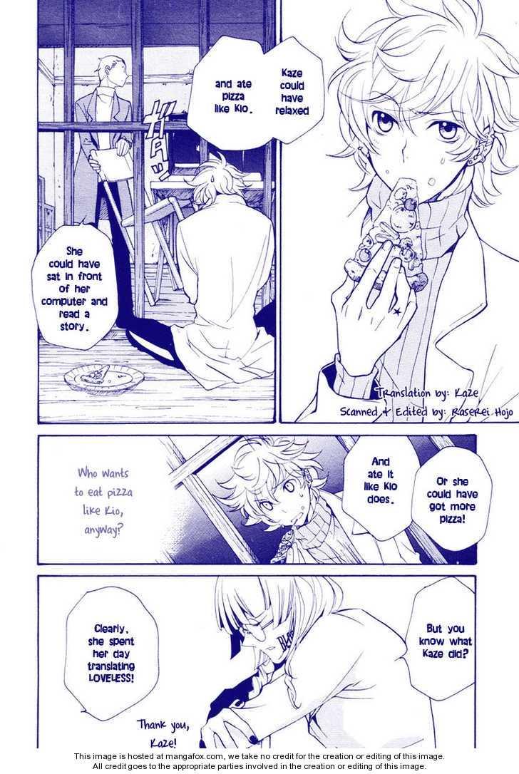 Loveless 10 Page 1