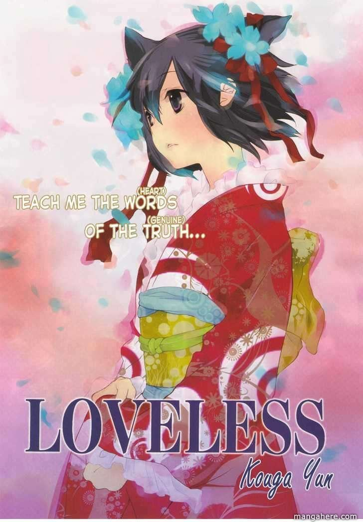Loveless 6 Page 1