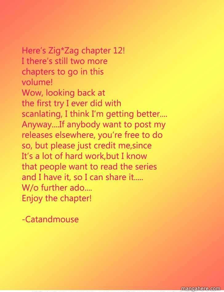 ZIG☆ZAG 12 Page 1