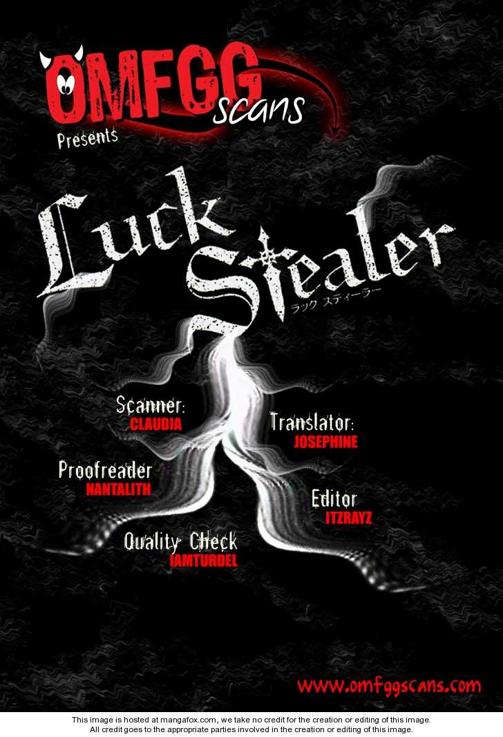 Luck Stealer 11 Page 1