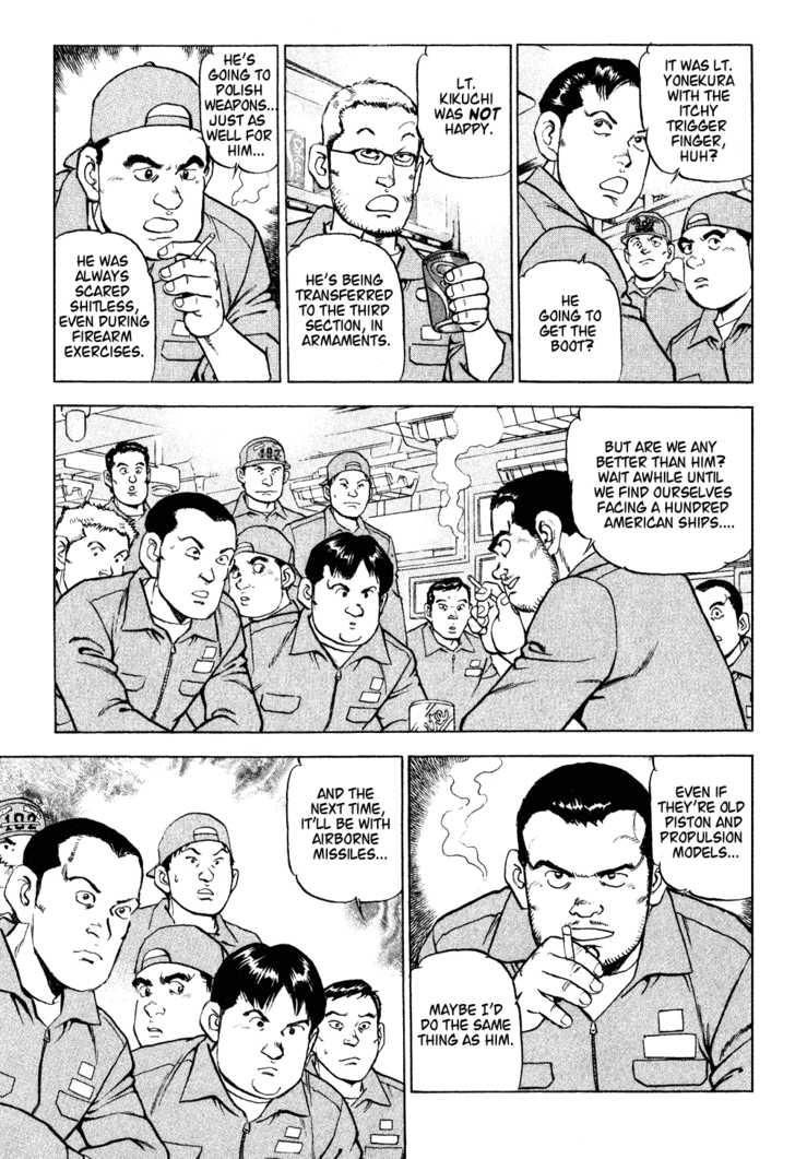Zipang 9 Page 3