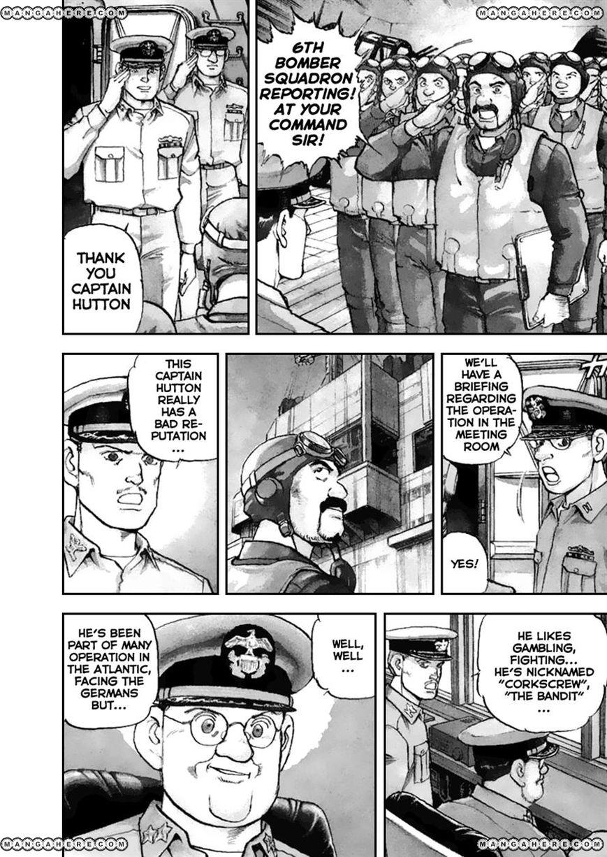 Zipang 51 Page 3
