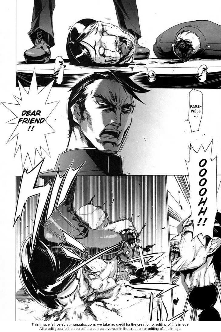High School of the Dead 11 Page 4