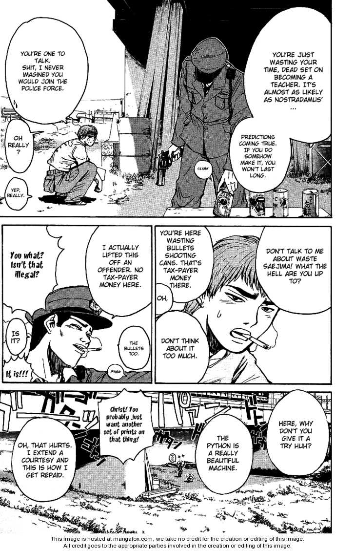 Great Teacher Onizuka 8 Page 3