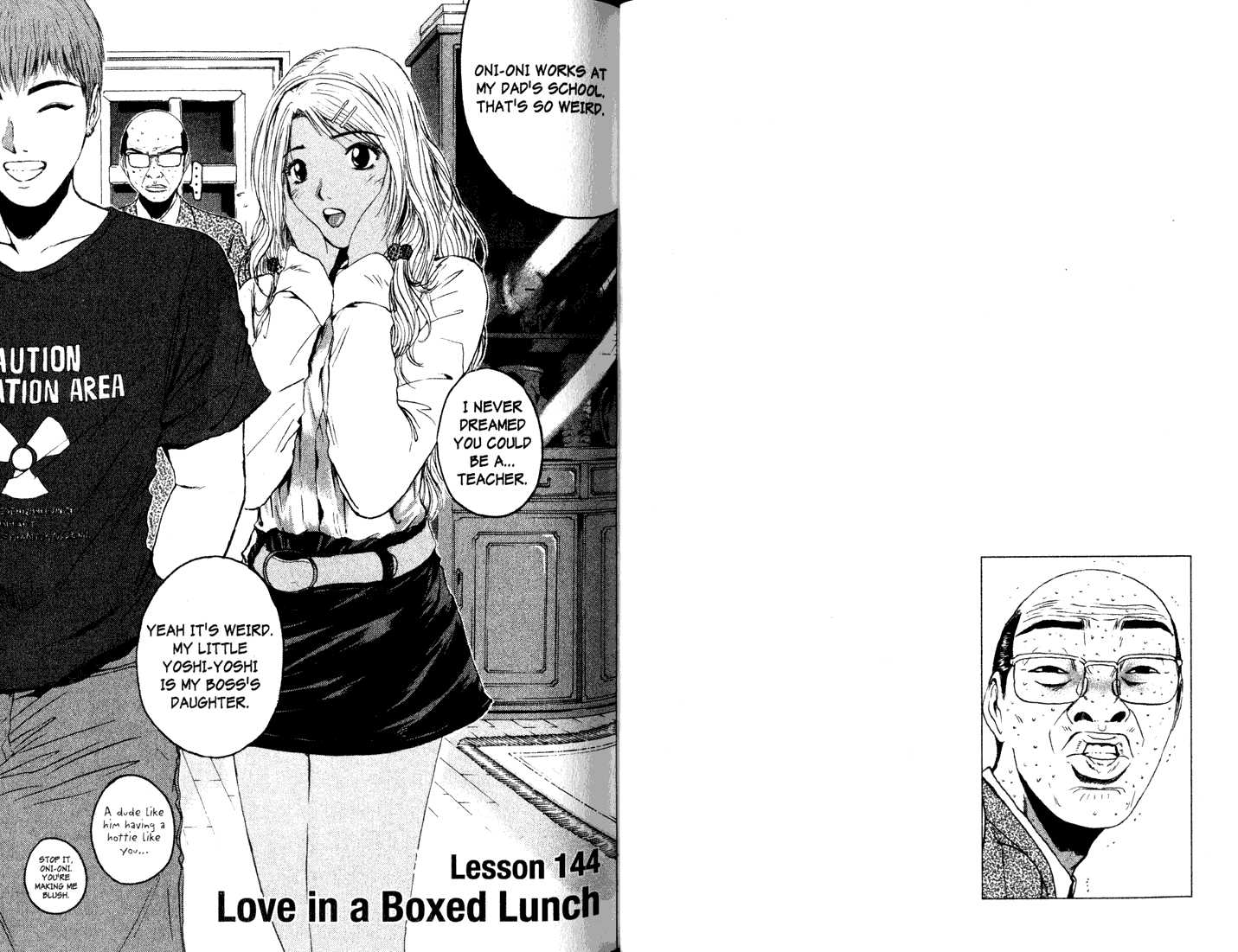 Great Teacher Onizuka 144 Page 2