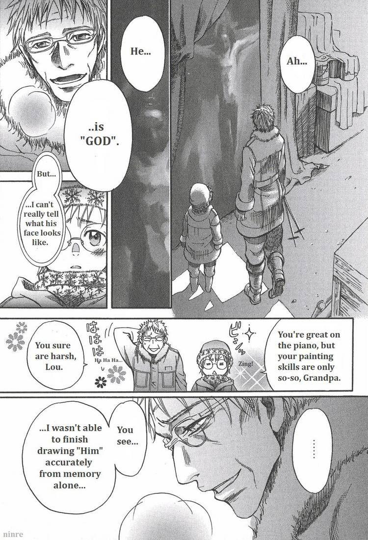Kyuuketsuki no Shouzou 3 Page 3