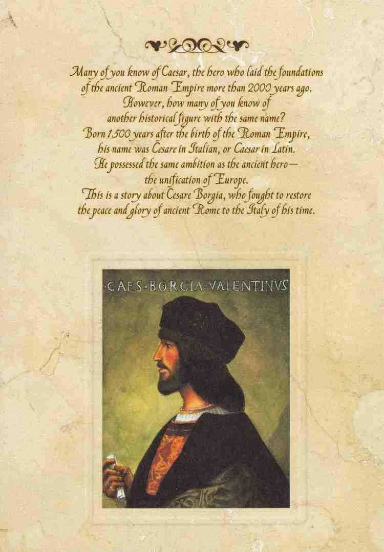 Cesare 1 Page 1