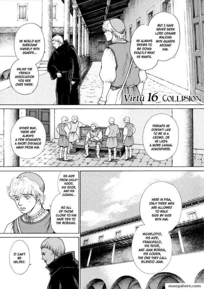 Cesare 16 Page 1