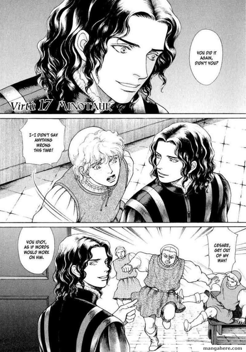 Cesare 17 Page 1