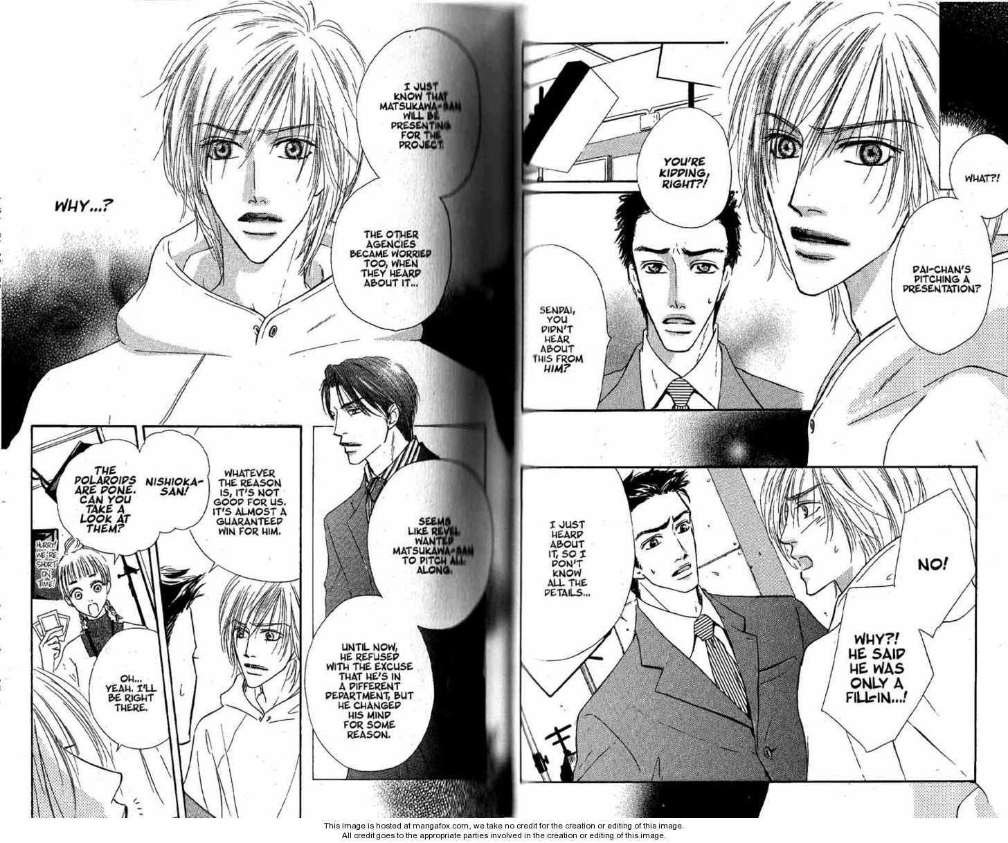 Loveholic 7 Page 1